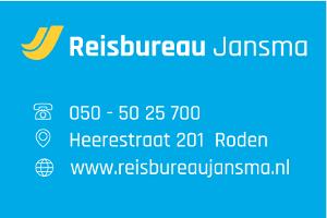 Reisbureau Jansma