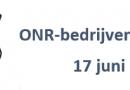 ONR-bedrijventoernooi 17 juni