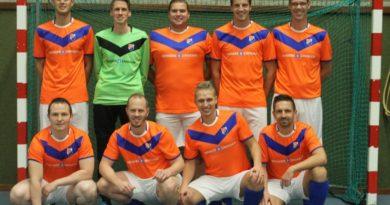 Futsal ONR 9 in het nieuw!