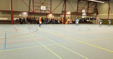 Futsal ONR 1 zet grote stap naar kampioenschap Topklasse