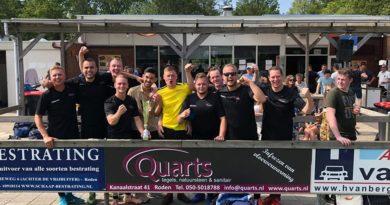 Quarts Roden winnaar ONR-bedrijventoernooi 2019